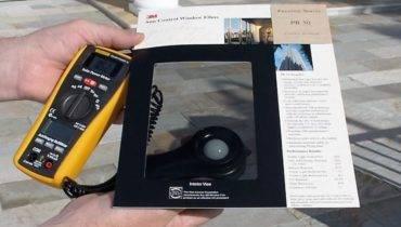 CFS Solar film video