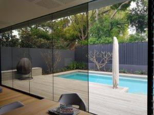 Work in Progress:  3M Prestige 40 Exterior for Low E Glass, Nedlands (far right panel unfilmed)