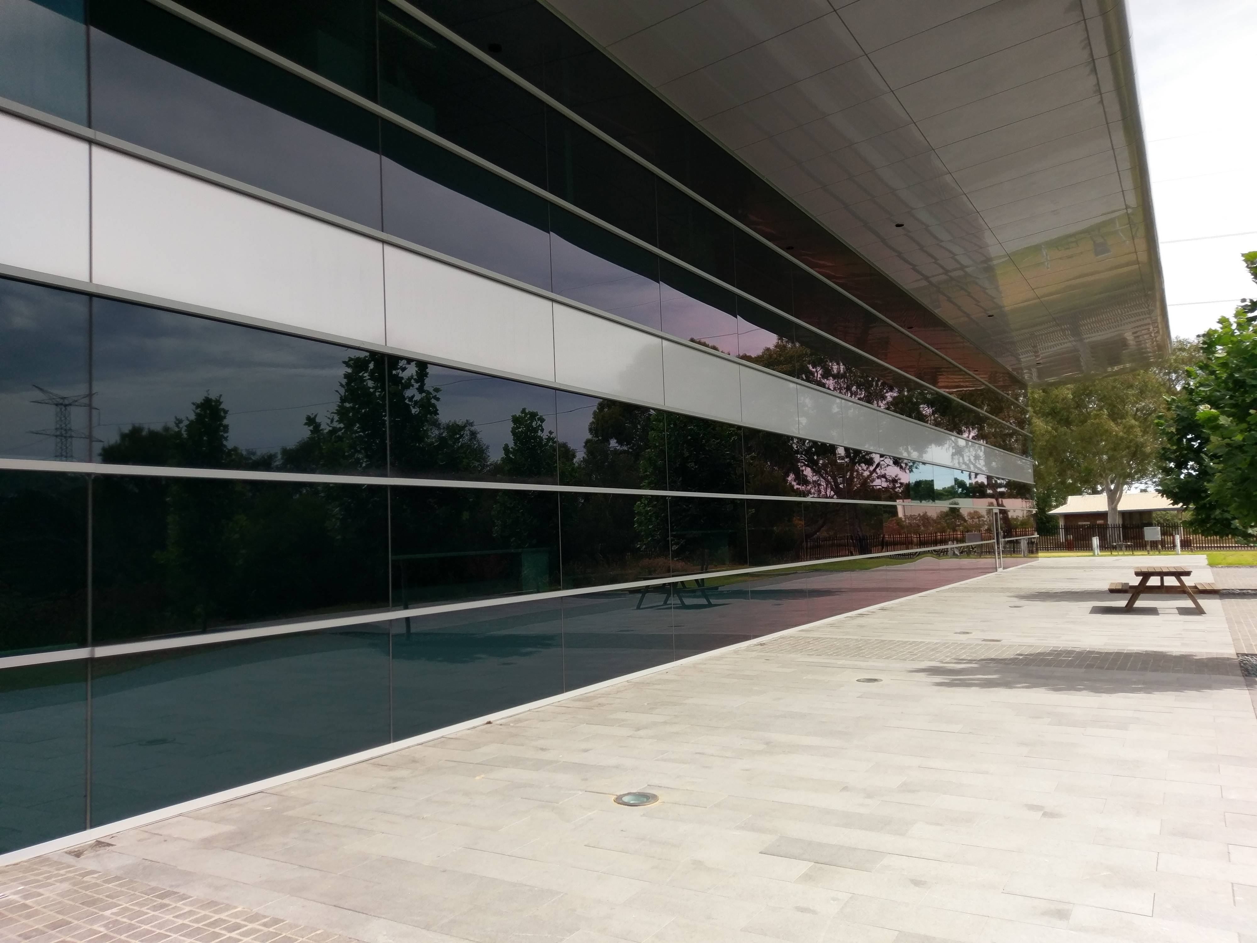 3M Prestige 40 Exterior - ATCO Jandakot, Double Glazed Building