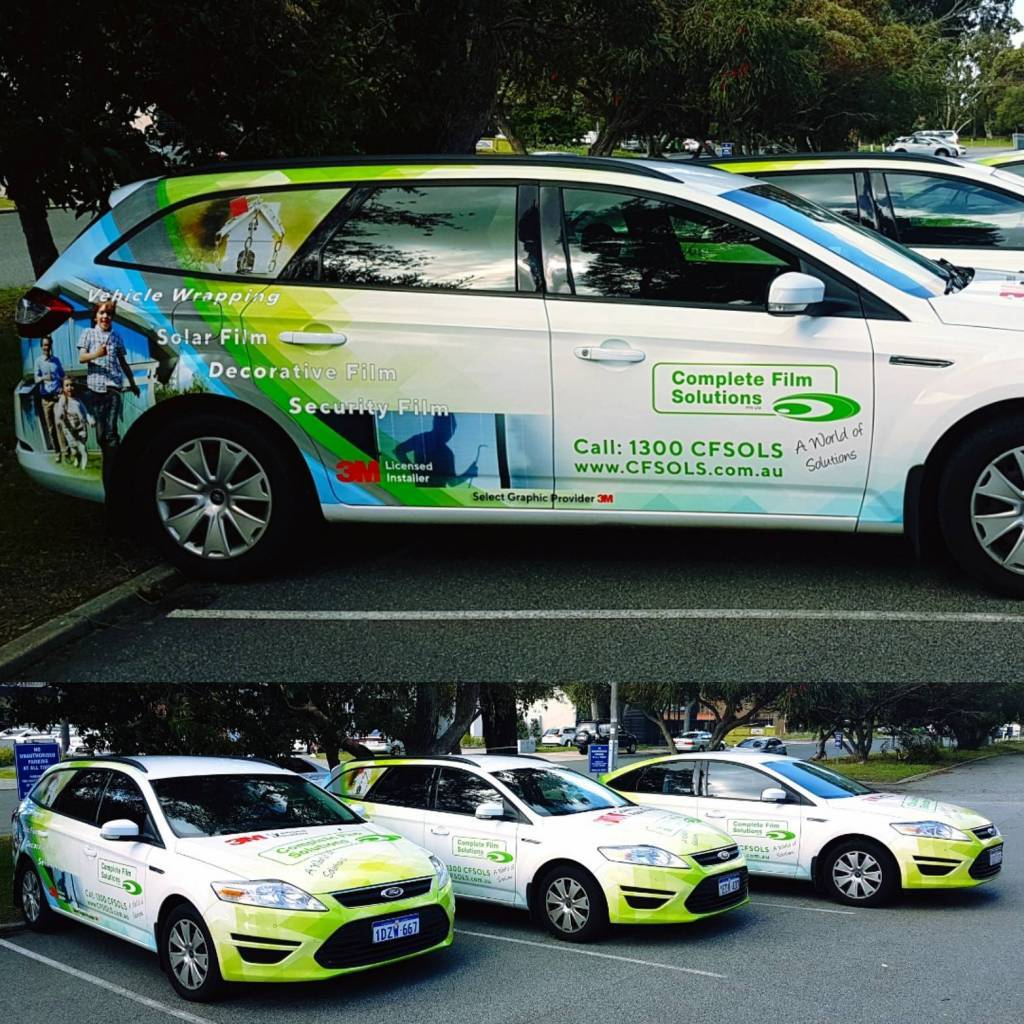 Car Wraps by Complete Film Solutions