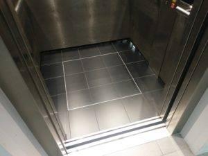 P4 Floor Film