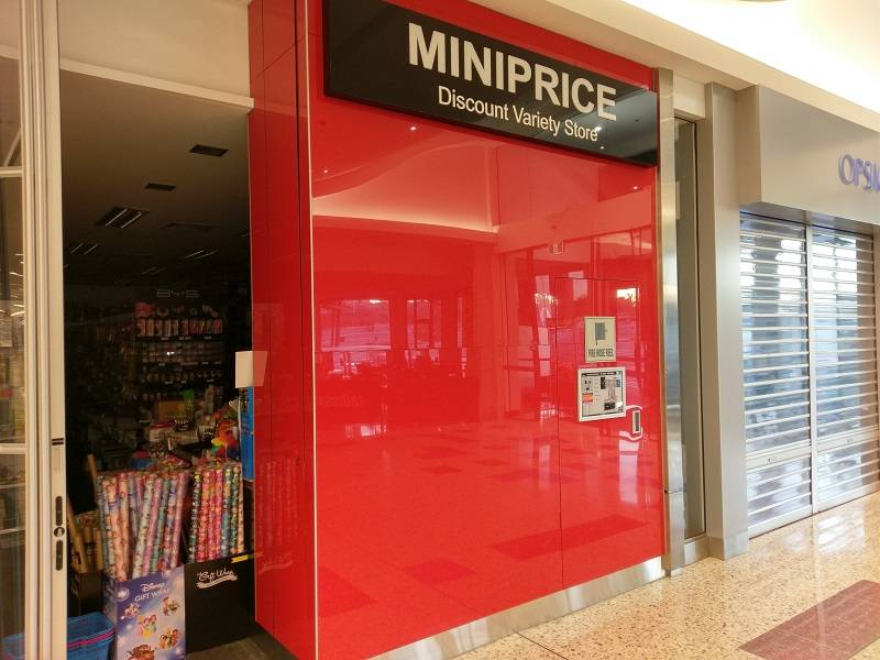Miniprice Mirrabooka