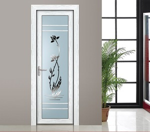 Frosted Glass Design Bathroom