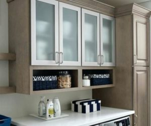Frosted glass designs for kitchen